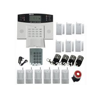 Wholesale Wireless Intelligent Security Burglar Alarm Kits With Wireless Keypad