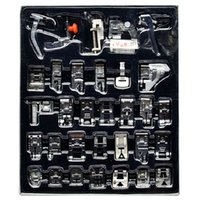 best sewing kit - Best Promotion High Quality Domestic Sewing Machine Presser Foot Feet Kit Set Embroidex Huge Collection in a set