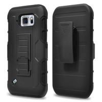 active combo - Screen Protector Belt Clip Holster Future Armor Case Hybrid Combo Impact Rugged Cases Cover For Samsung Galaxy S6 Active G890