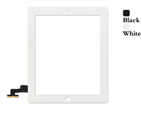 Wholesale Original Digitizer Touch Screen Panel for Apple iPad2 ipad3 ipad4 ipad5 ipad air ipad air2 ipad mini1 white black