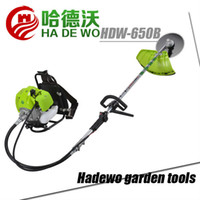 Wholesale GERMANY HADEWO B power tools set Backpack Brush Cutter farm machine for grass cutting starter replacement walbro carburetors