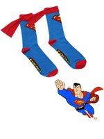 batgirl cosplay - 2015 sports socks cosplay superhero cape socks superman batman batgirl cotton knee high socks high qualty children football socks V253