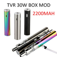vape mod - Vape Mod EGo mah Mod Watt ecigarettes TVR W battery By android cable recharge vape mod fit Tank Atlantis Tank passthrough ECIGS