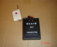 Wholesale 1 channels firework display device ignition Radio fire step rfv big remote Electronic firing system wireless Remote Control firework