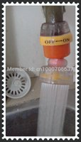 Wholesale Magnetic Activated carbon kitchen faucet tap water purifer filter