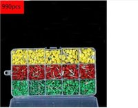 Wholesale NEW Insulated Terminals Tube Needle shaped Pins Set Box HIGH Quality