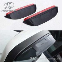 Wholesale For Opel Mokka rearview mirror visors sticker decoration Awnings Shelters Rain gear ABS material Exterior products
