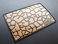 advanced auto design - QP012 free shpping car advanced non slip pad car silicar gel slip resistant pad diamond design slip resistant mats auto supplies