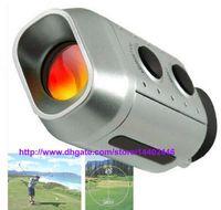 golf range finder - 300pcs x18 Digital Monocular Yards Golf Laser Rangefinder Distance Meter Range Finder OPP Bag
