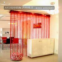 Wholesale fahion home beautiful crystal curtains dream crystal curtains young people curtains m