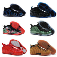 Wholesale 2015 hot sell Air foamposite One ParaNorman Mens Basketball Shoes Penny Hardaway Foamposites Pro Galaxry Size