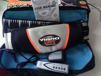 Wholesale 1set Loss Weight New Slender Fat Burning Slim Massage Belt Slim Belt massager Vibro shape belt body care