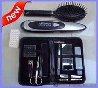 Wholesale 2016 New Arrival Laser Hair Treatment Power Grow Comb Kit Hair Loss Cure Treatment DHT Therapy