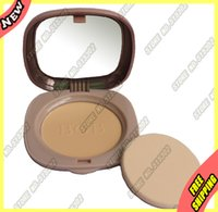 anti shine powder - Beauty Women Natural Anti Shine Translucent Foundation Concealer Face Powder Travel Size Kit Sets