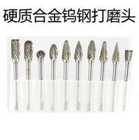 Wholesale Sharp tungsten carbide burrs grinding wind mill power accessories tungsten steel grinding head cutter mm