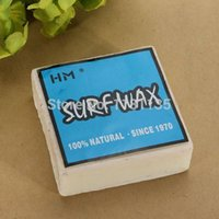 Wholesale New Natural Surfboard Skimboard Bodyboard Cool Cold Surf Wax In Water Sports