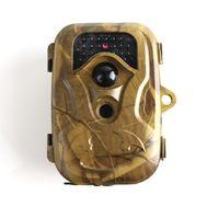 "Cheap new S660 hunting camera 12MP cmos 2"" TFT screen wild life trail game camera 2pcs lot free shipping"