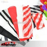 al por mayor rojo blanco pañuelo de seda negro-Seda mayor-larga (16 * 500 cm), bufanda cebra, blanco y negro o rojo + + blanco, de buena calidad, los apoyos mágicos del envío libre