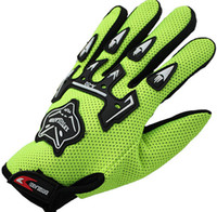 Wholesale Hot Sale Autumn and winter riding glove colors options breathable sports accident prevention bike cycling gloves for men women