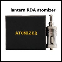Nouvelle lanterne de conception RDA atomiseur 510 / ego atomziers de fil cigarette électronique se adapte 18650 mods singe BUSTER arme blazin tube de la batterie Un mod 0203357