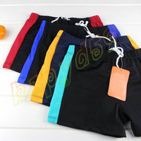 Wholesale new years adjustable children swimming trunks child boy swimming trunks briefs pants colour choose