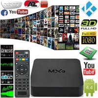 Wholesale MXQ Android Quad Core WiFi XBMC Kodi P TV Box GB GB HDMI AU