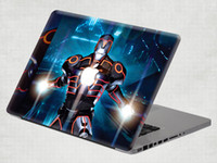 Cheap Iron Man 0054 Removable Vinyl Decal Sticker Skin for Apple Macbook Air & Pro 13 inch