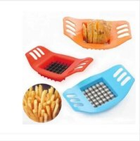 Wholesale 2015 HOT New Arriva Cooking Tools Stainless Steel Cutter Potato Chips Vegetable Slicer Tools Kitchen Tools Potato Mashers Tools BBA3468