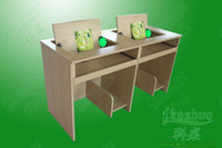Wholesale Professional manufacturer of turn sell foreign schools for multimedia computer desk