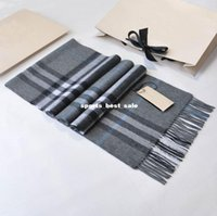 Wholesale Brand Fashion plain scarves wool soft cashmere scarves High quality cashmere scarf Man and women big plaid scarf B