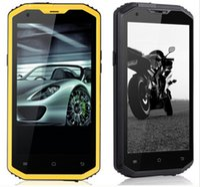 4G LTE FDD No.1 X2 IP68 a prueba de agua Smart Phone Quad core 5.5 IPS 1GB RAM 8GB ROM 13.0MP