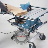 Wholesale Makita portable small woodworking table saw MLT100 table saw miter saw W