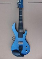 Wholesale 2015 New Arrival High Quality String Electric Violin Guitar Shape With free fittings