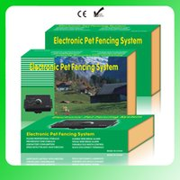 Wholesale For one Dog Electronic Smart Dog In ground Pet Fencing System dog fence system dog trainning system