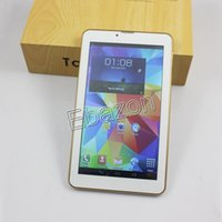 Cheap 7 Inch 3G WCDMA Phone Call Android 4.2 Tablet PC 1GB RAM 8GB Wifi GPS Bluetooth 1024*600 Screen Dual Sim Card MID Dual Core MTK6572