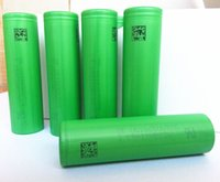 Wholesale vapes VTC5 battery US VTC5 mah A V high drian rechargeable VTC5 A battery V battery