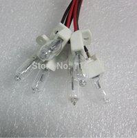 achat en gros de xénon double faisceau-6pcs x 35W H4-2 double faisceau ampoules HID petite lampe halogène Lo-Xenon phares blubs