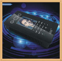 Wholesale Newest URK English ver Facial Recognition Face Detection Time Recording Attendance System U disk download Free Software