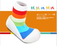 crib shoes - 30 off xmas gift Japan winning shoes Baby antiskid toddler shoes floor shoes socks baby crib shoes pairs