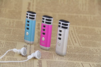 i9 - 2015 Hotsale Christmas gift microphone I9 Portable pocket microphones MINI combination ising i9 mini Karaoke KTV player free ship