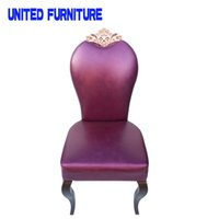 Wholesale home dining chair Metal dining chair Coffee hotel home computer chair heigh quality level leather dining chair