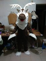 athletic clothes sale - Adult Sven Mascot Costume Party Clothing Fancy Dress Hot Sale Christmas Outfits Sven Mascot