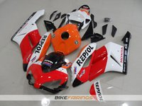 abs plastic mold - NEW High quality gift ABS Fairing fit for HONDA CBR1000RR REPSOL RCV AFS