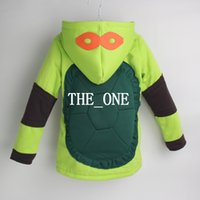 baby turtle costumes - tmnt teenage mutant ninja turtles clothes ninja turtle costume baby boys ninja turtles hoodies boys ninja turtle jacket winter children