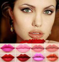 Wholesale 600 Durable Makeup Lipstick Non stick Cup Lip Gloss Colors MENOW M N Meinuo Lip Gloss Velvet Matte Waterproof