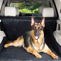 Wholesale Water Resistant Protective Car Boot Liner Dust Dirt Protector Cover Pet Dog Mat MD011 order lt no tracking