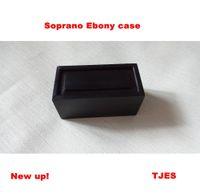 best choice cases - Ebony Soprano mouthpiece case Best choice for your lovely mouthpiece luxury and long time use
