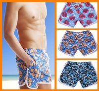 board shorts - fashion mens summer quick dry swimming trunks man surfing seaside beach casual swimsuit sexy men s swimwear board male men shorts boxer