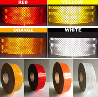 automobile stickers - Meter DIY Fluorescent Reflective Sticker Automobile luminous strip car motorcycle Decoration Sticker Car Styling Universal Cars Motorcycle S