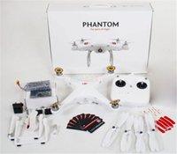 2015 vente chaude DJI Phantom 5.8GHz Quadcopter Drone UAV Camera 2 RTF Vision pour GoPro Hero 3 4 1 à partir memorygeek pour dropshippping gratuitement